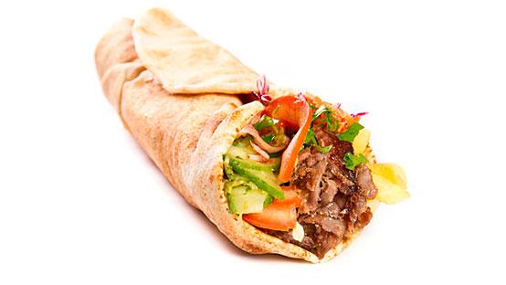 Kebab fatto in casa: ricetta